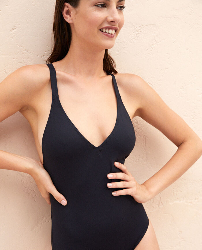 Swimsuit Black Impala
