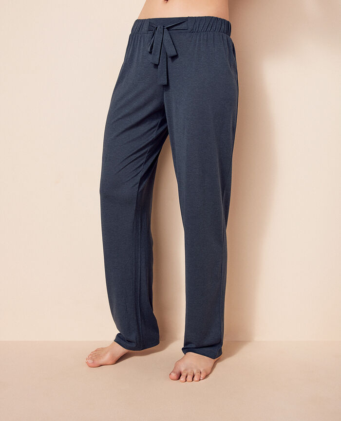 Pantalon Gris cinétique Latte
