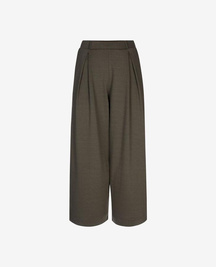 NEPTUNE Vert army Pantalon gaucho
