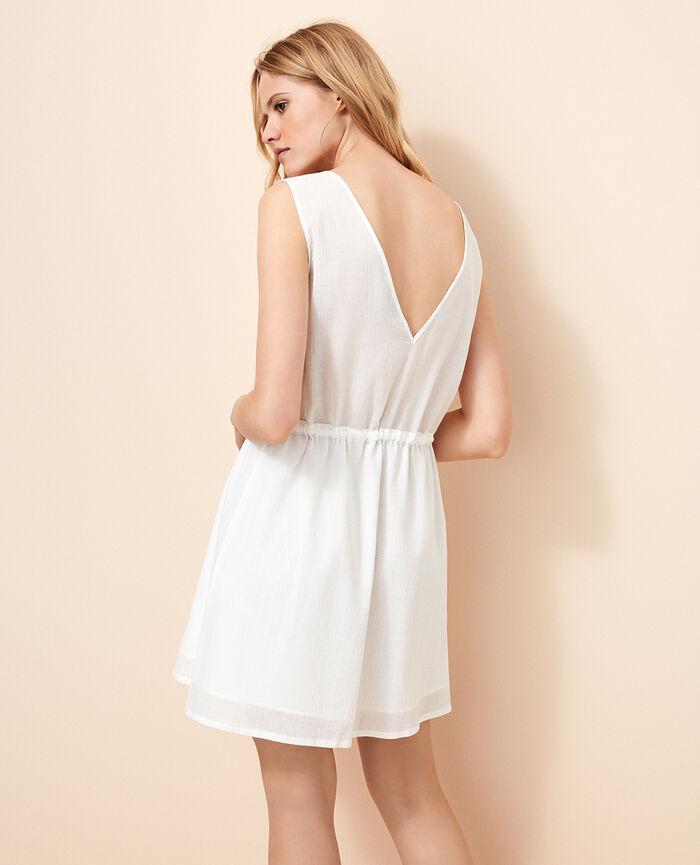 Dress Ivory Solaris