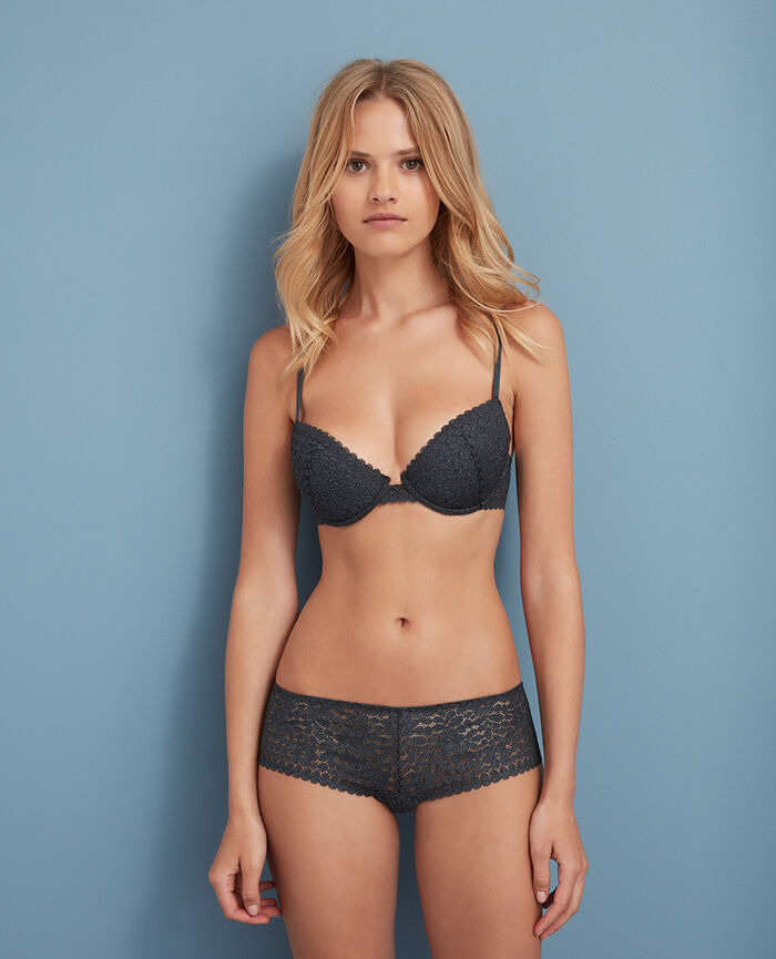 Brazilian briefs Movica grey Movica