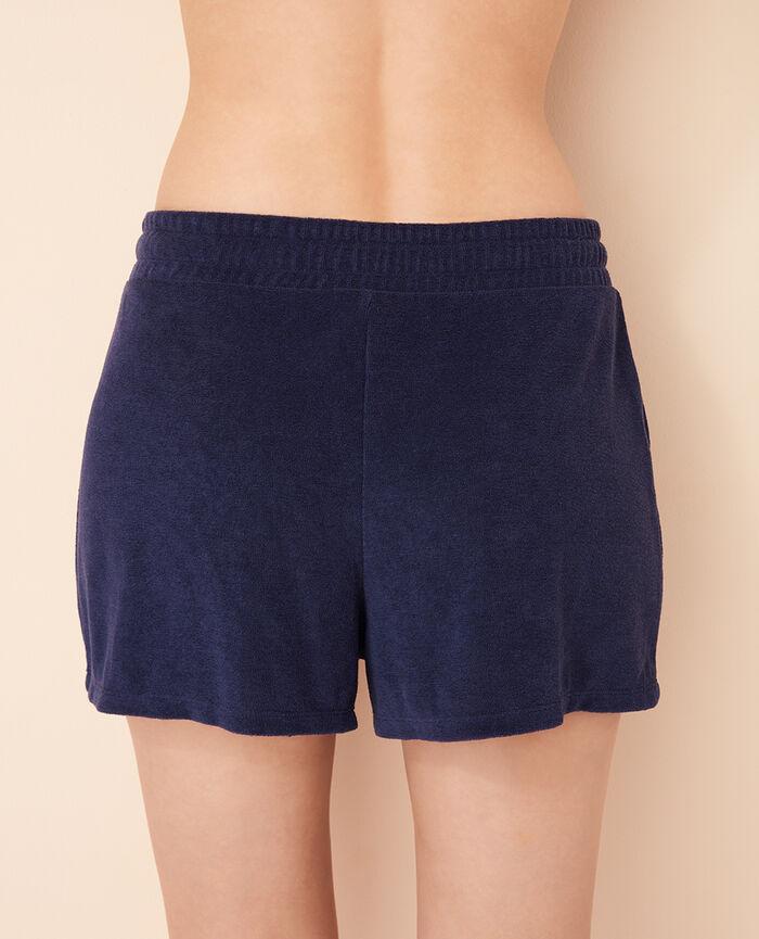 Shorts Navy Bronzing