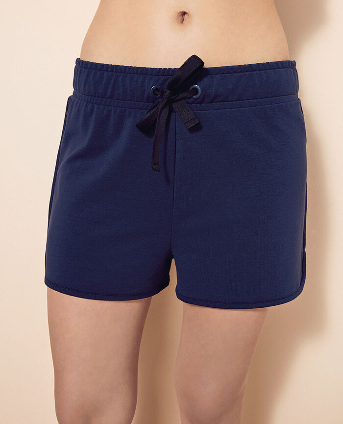 Boxer short Bleu marine Air loungewear