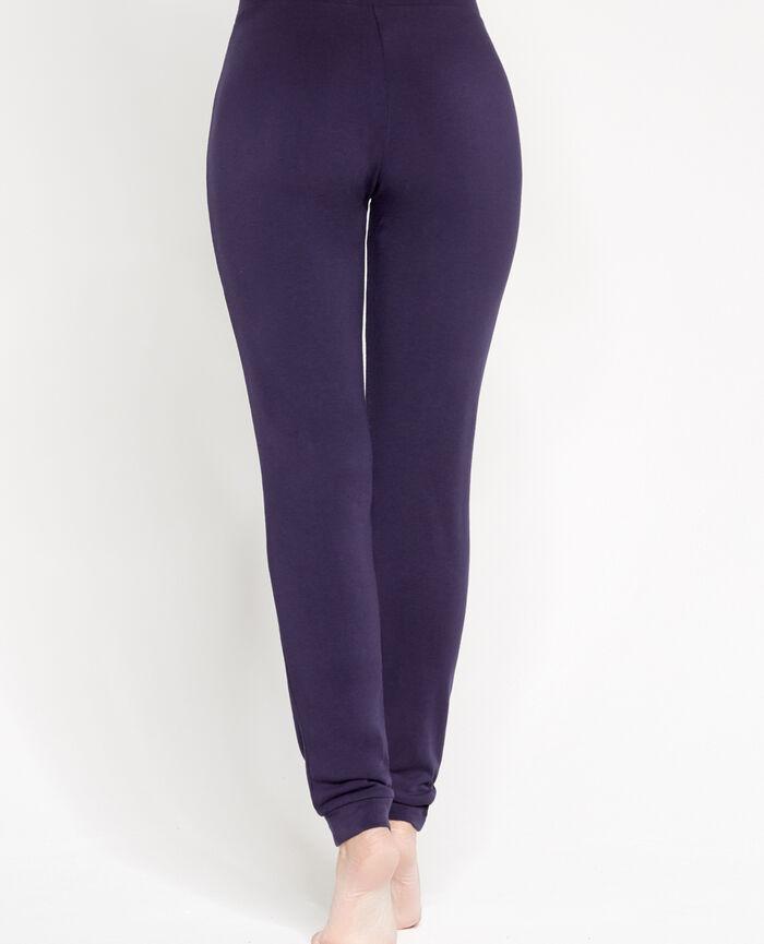 LOUNGEWEAR Navy Trousers