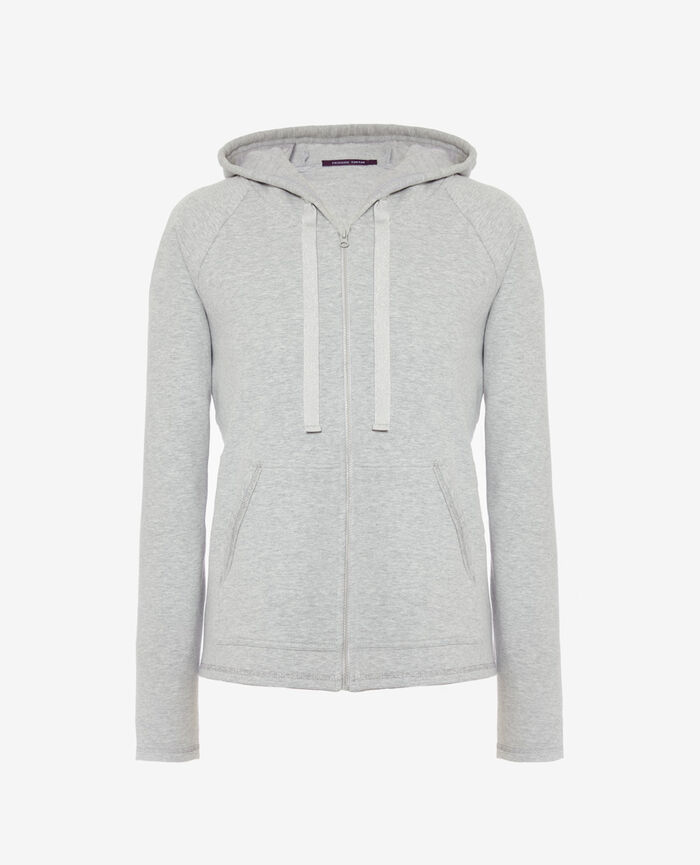 Sporty jacket Light grey Moove