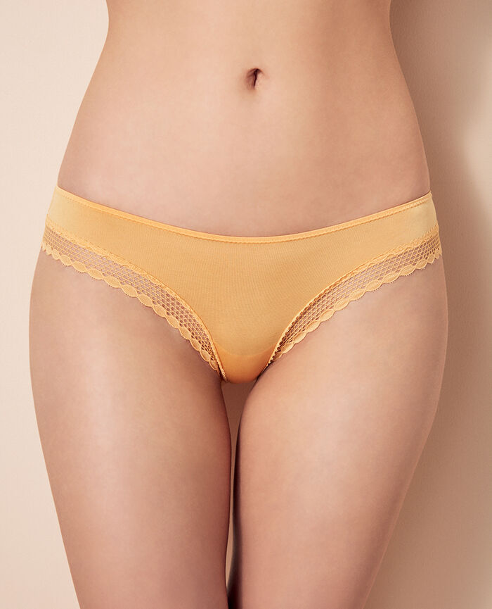 Hipster briefs Sunshine yellow Air lingerie