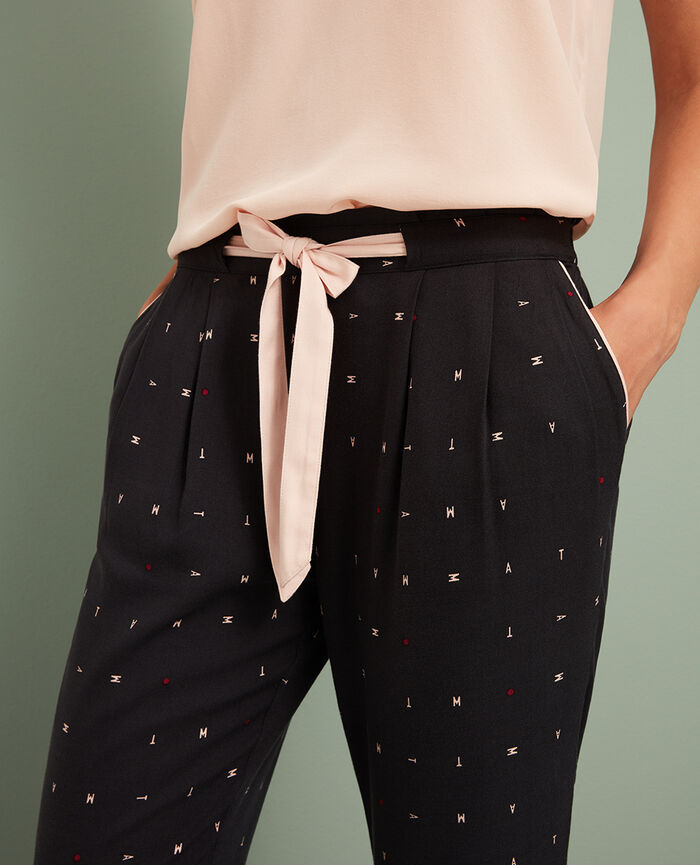 Trousers Black City