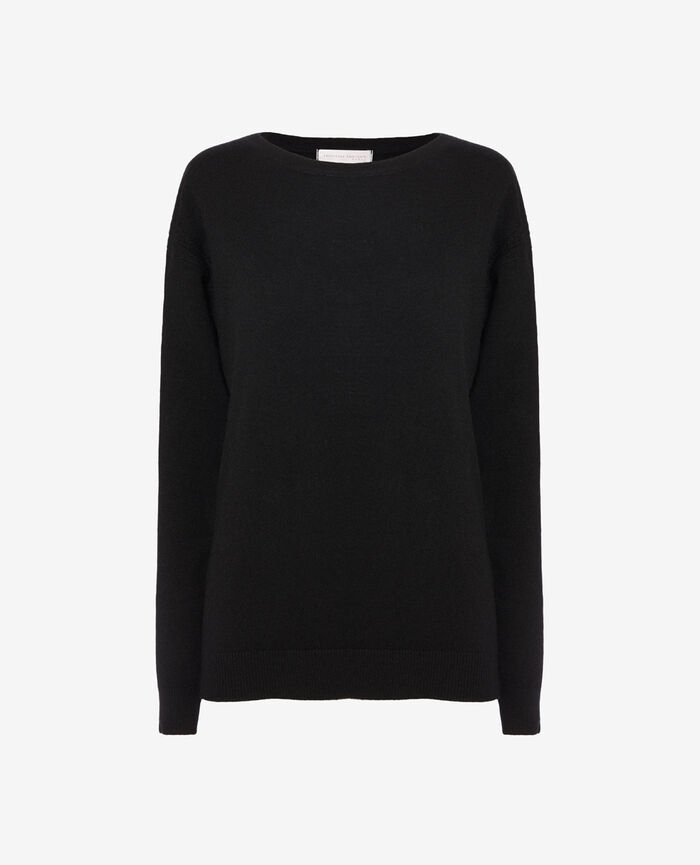 Jumper Black Cozy