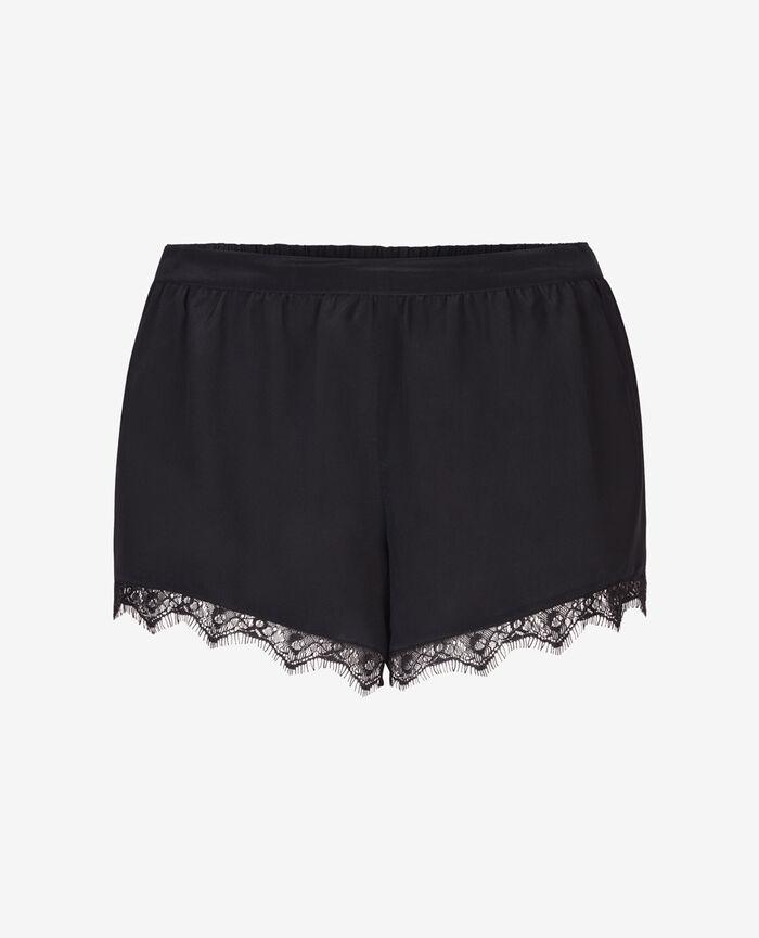 FLIRT Black Boxer shorts