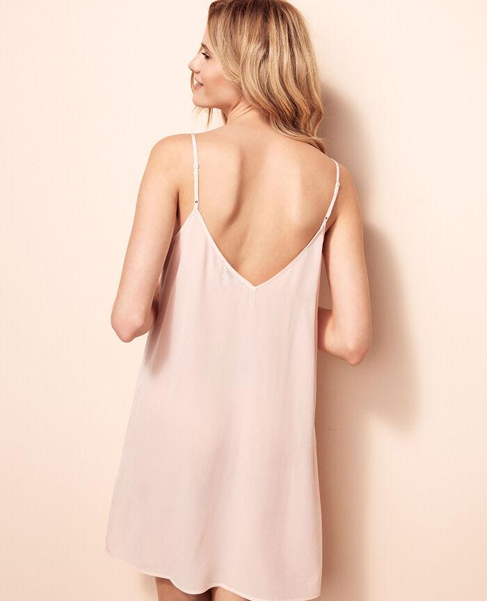 Short nightie Lychee pink Valentine
