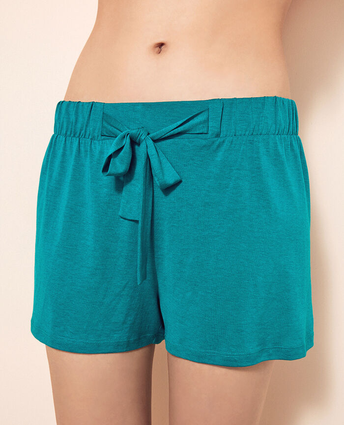 Boxer shorts Pigment green Latte