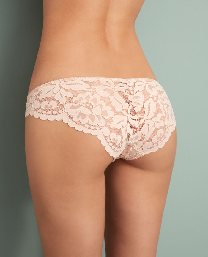 Hipster briefs Glace rose Angelina