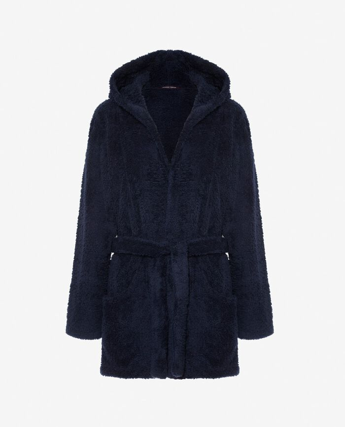 Bathrobe Navy Eskimo