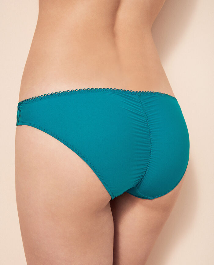 Hipster briefs Pigment green Monkeys