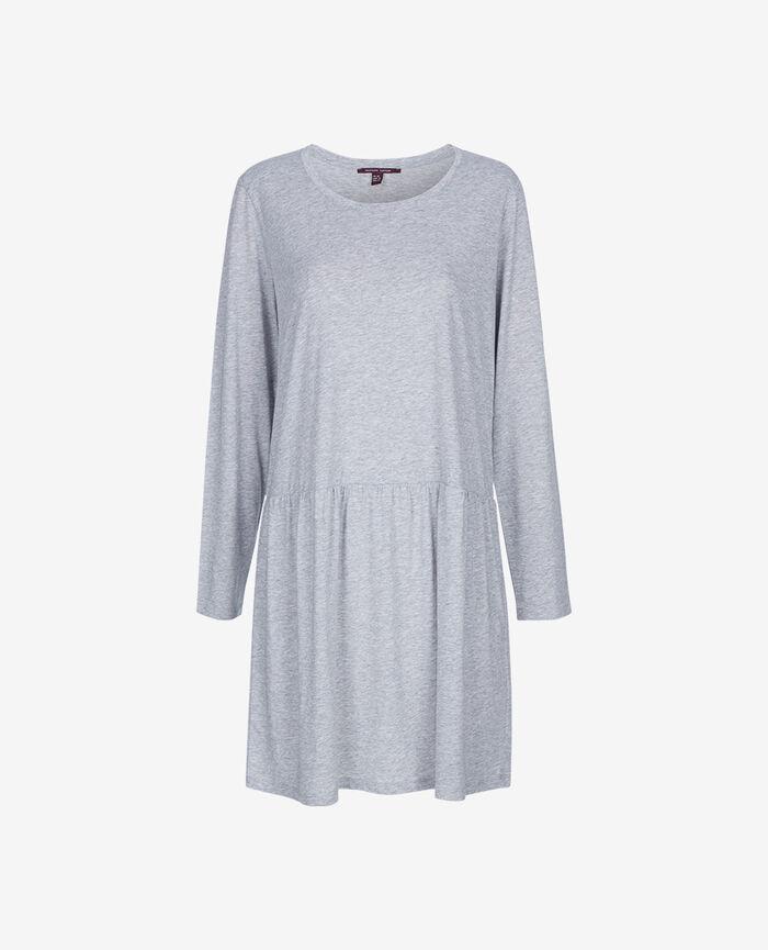 EMY Flecked grey Tunic