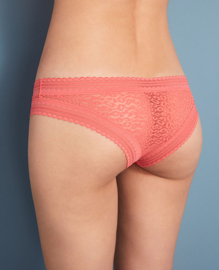Brazilian briefs Garden rose Belle