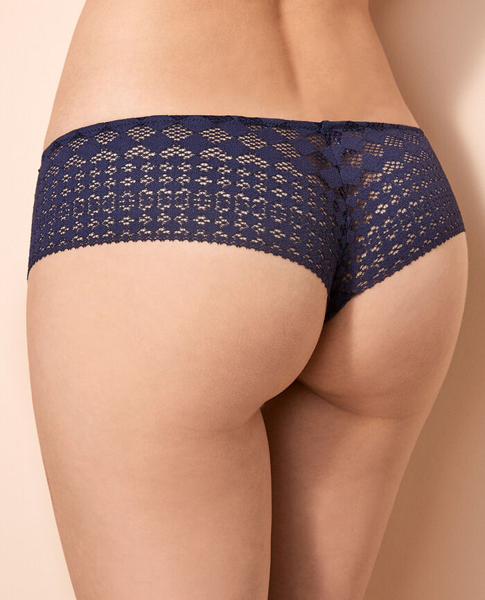 Brazilian briefs Denim blue Saga