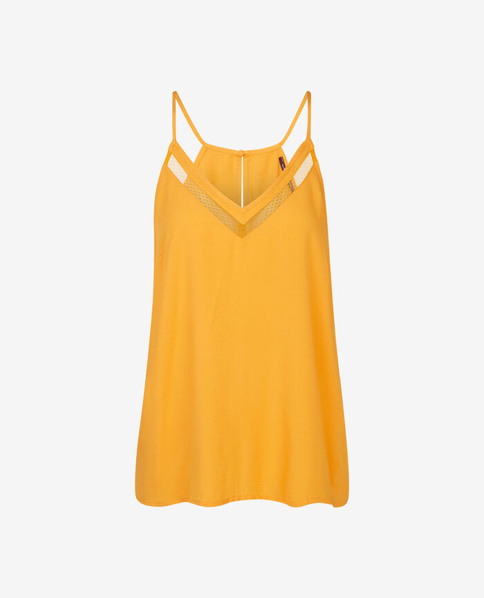 Cami Banana yellow Desinvolte