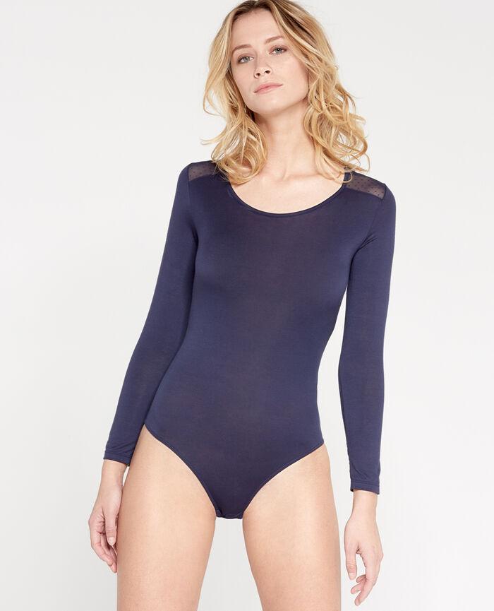 INNERWEAR Bleu marine Body