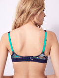 Underwired triangle bra Multicolour Artifice