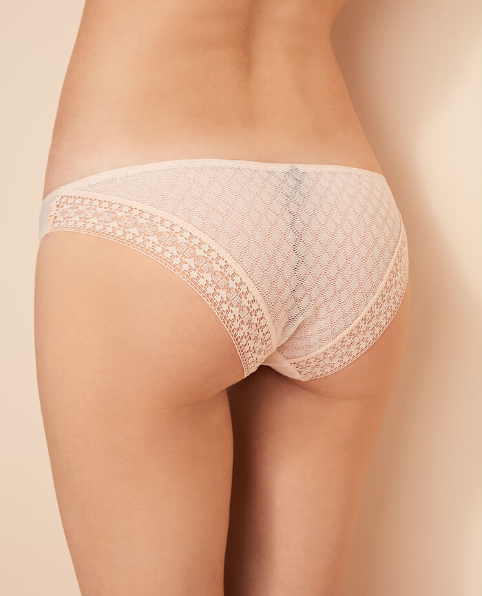 Hipster briefs Tan pink Freedom