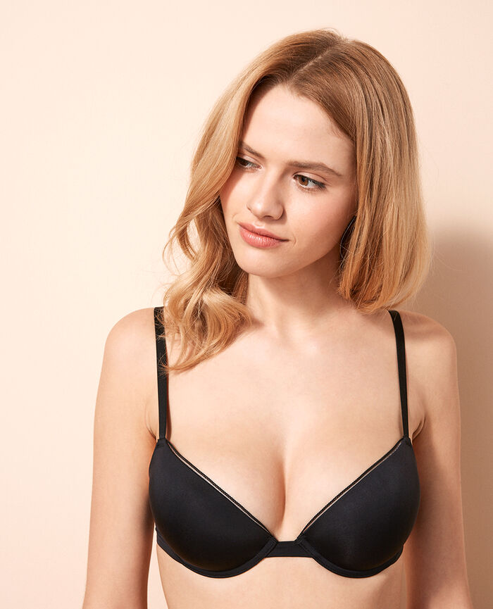 Contour push-up bra Black Make up