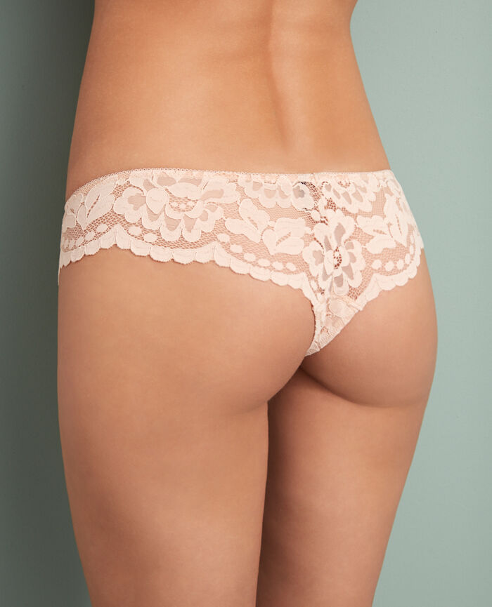 Tanga Glace rose Angelina