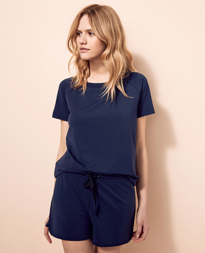 Short-sleeved t-shirt Navy Air loungewear