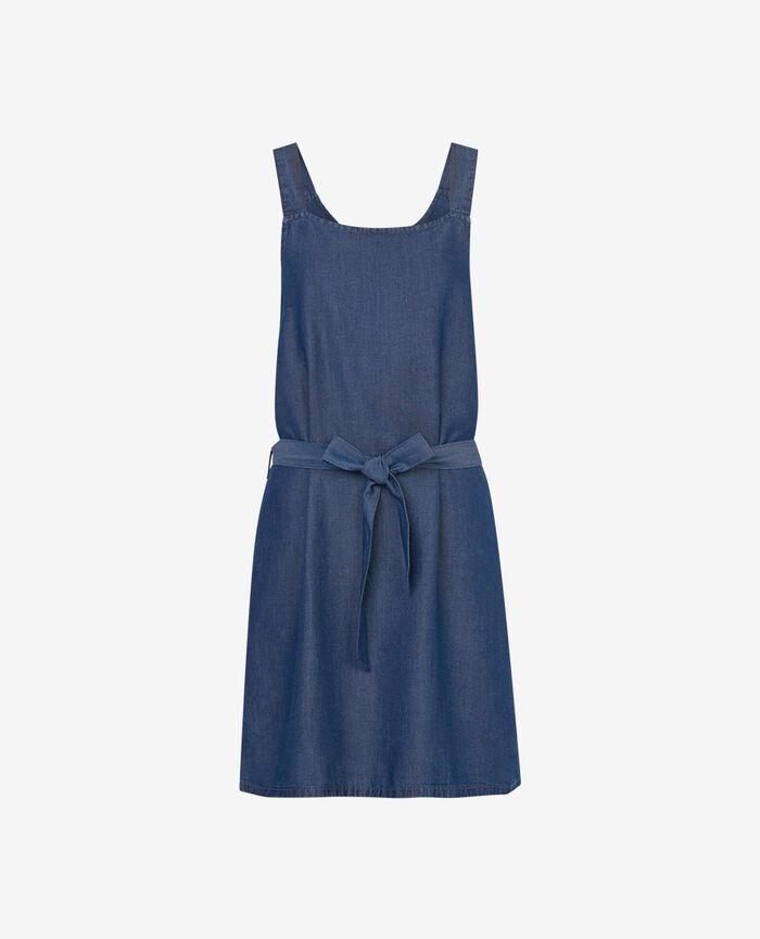 Robe Bleu denim Easy