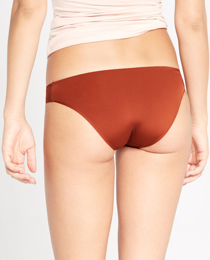 Hipster briefs Brick red Ghost