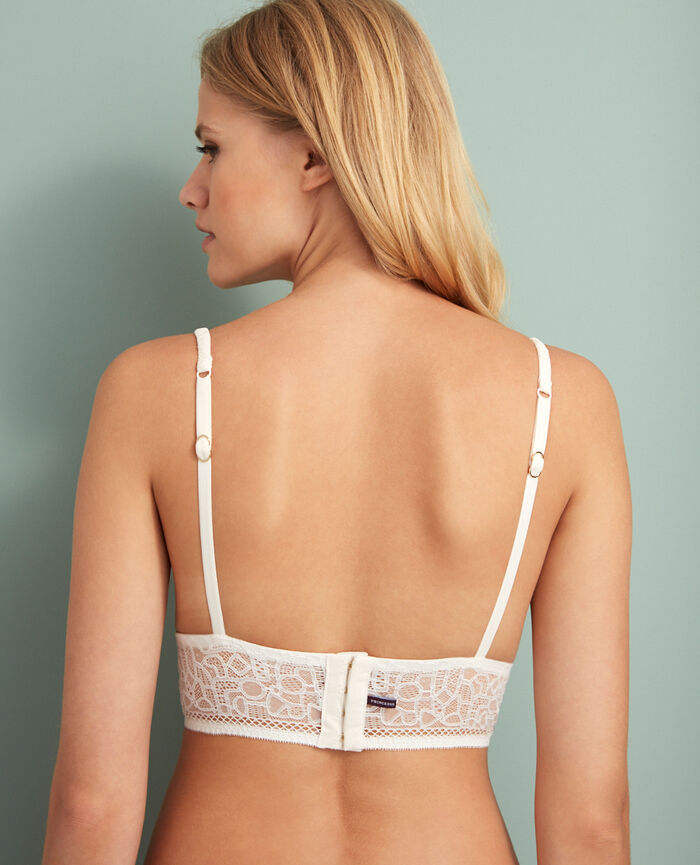 Soft cup bra Rose white Manhattan
