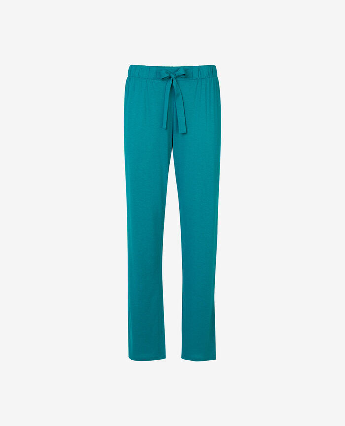 Trousers Pigment green Latte