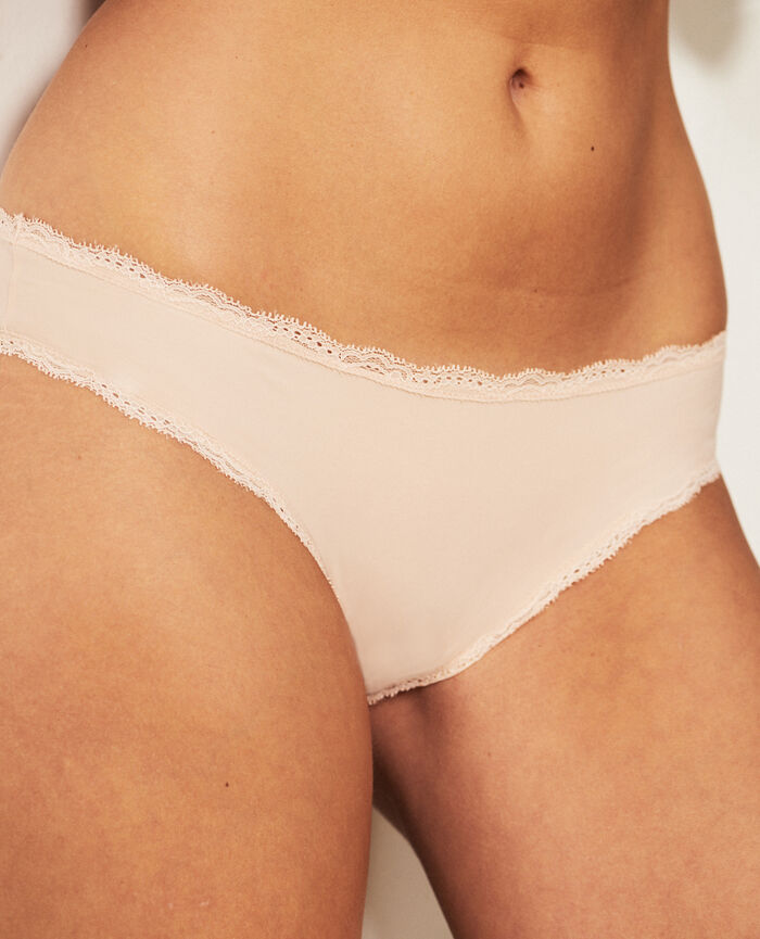 TAKE AWAY Powder Hipster briefs