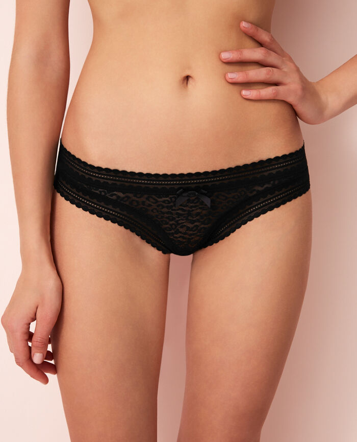 Brazilian briefs Black Belle