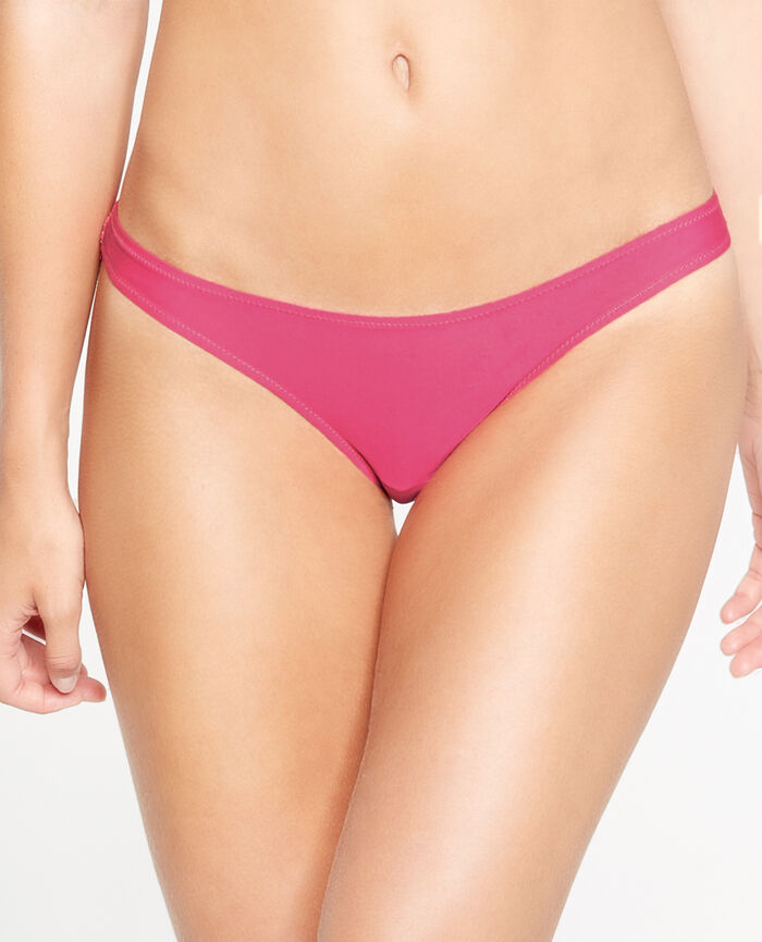 TAYLOR Magenta Culotte taille basse
