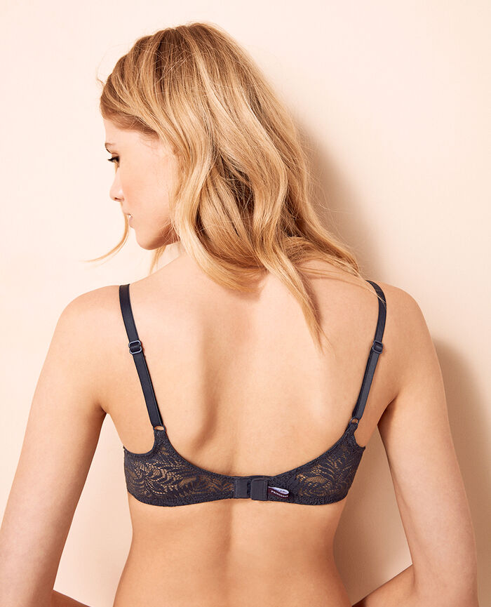 Underwired bra Kinetic grey Kilimanjaro