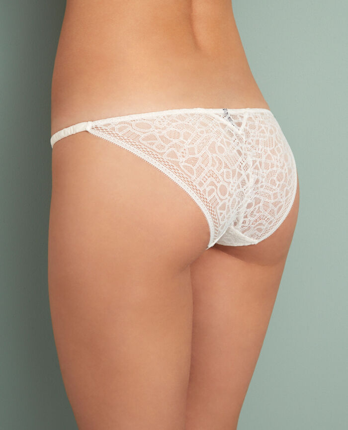 Hipster briefs Rose white Manhattan