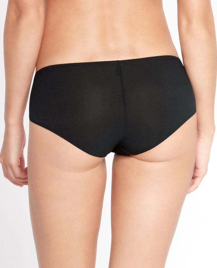 CONTROL Black Shorts