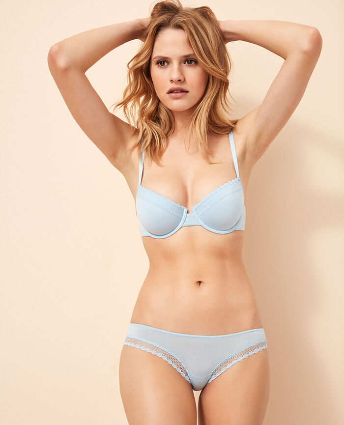 Hipster briefs Skyscraper blue Air lingerie