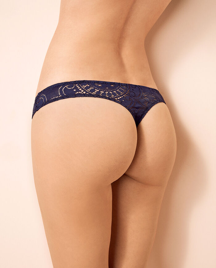 Tanga Denim blue Evasion