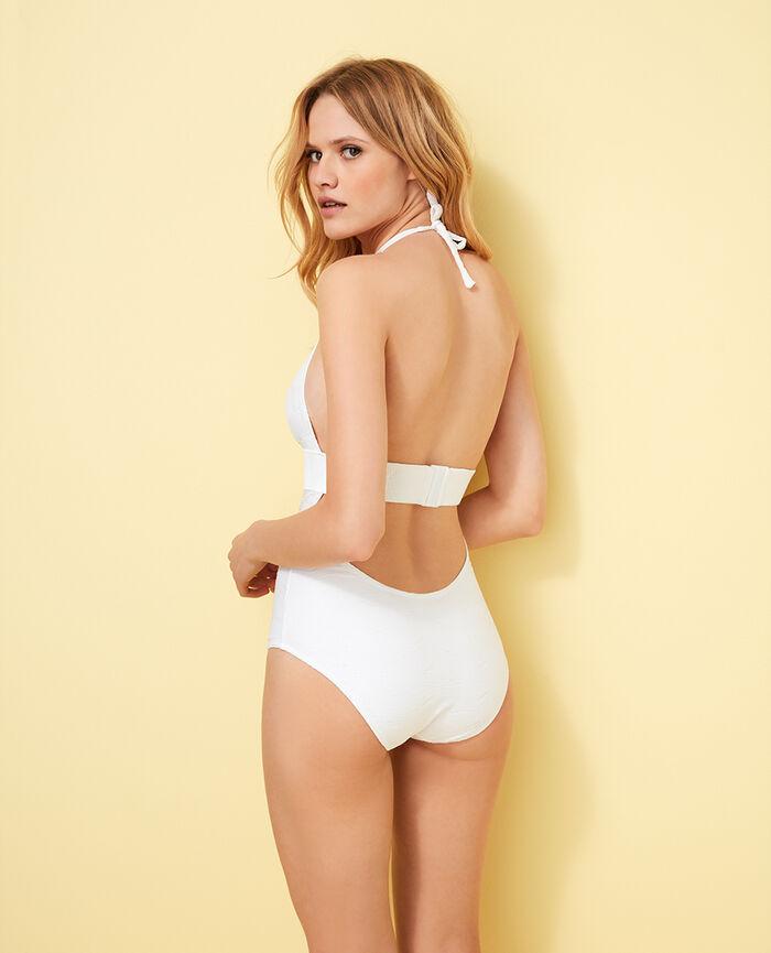 Swimsuit White Niala