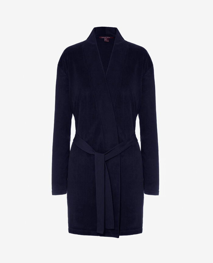 Bathrobe Navy Igloo
