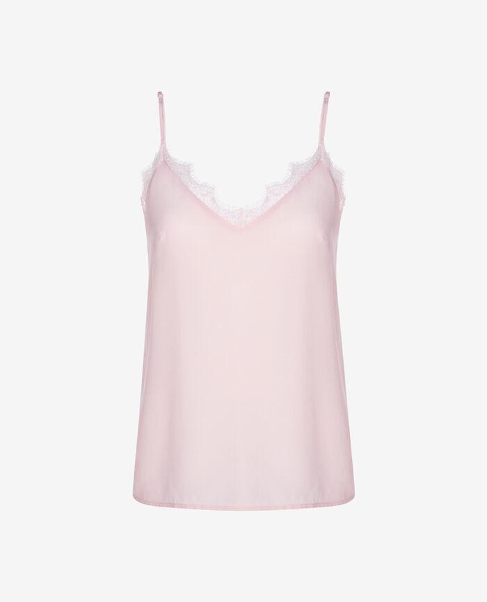 FLIRT Milky pink Cami