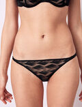 Hipster briefs Black Artifice