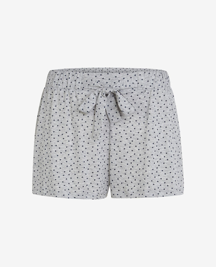 Boxer shorts Flecked grey Dot