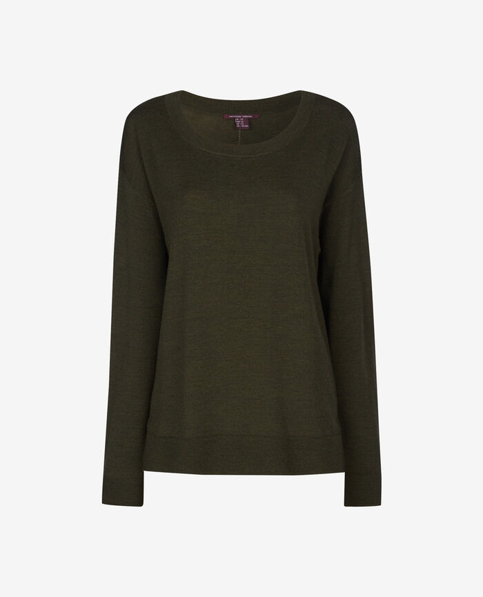 EXTRA Army green Jumper