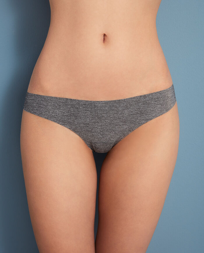 Thong Flecked grey Fantomette