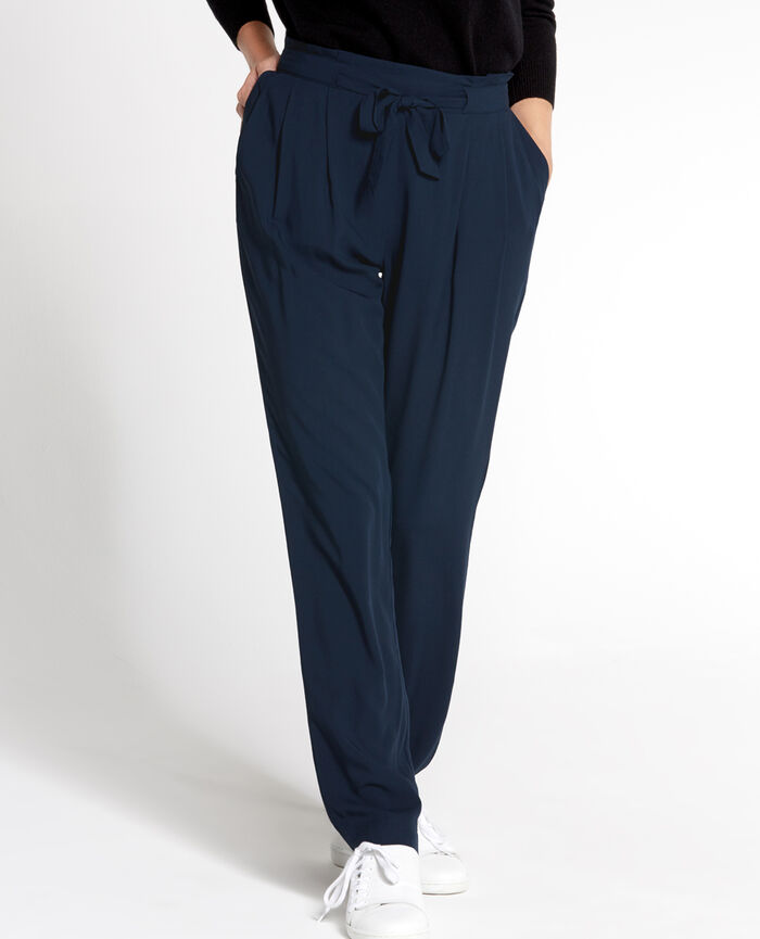 SOCHI Abyss blue Trousers