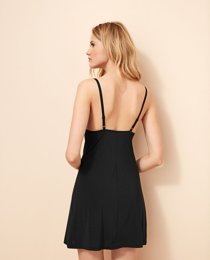 Slip dress Black Take away