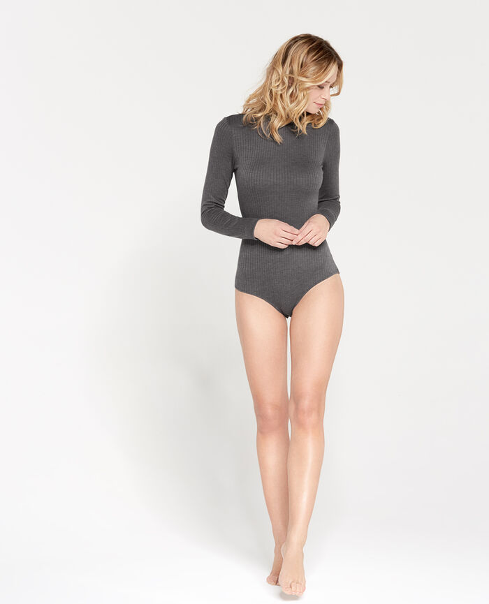 INFINITY Gris chiné Body